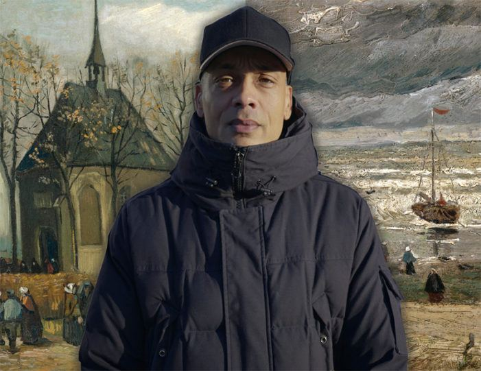 Van Gogh-dief Okkie bekent kluiskraken (VIDEO)