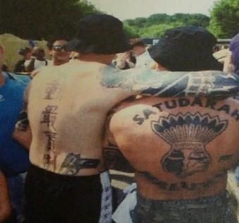 Tattoo Killers In Isolatie Geplaatst Crimesite