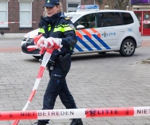 Gewonde na schietpartij in Amsterdam