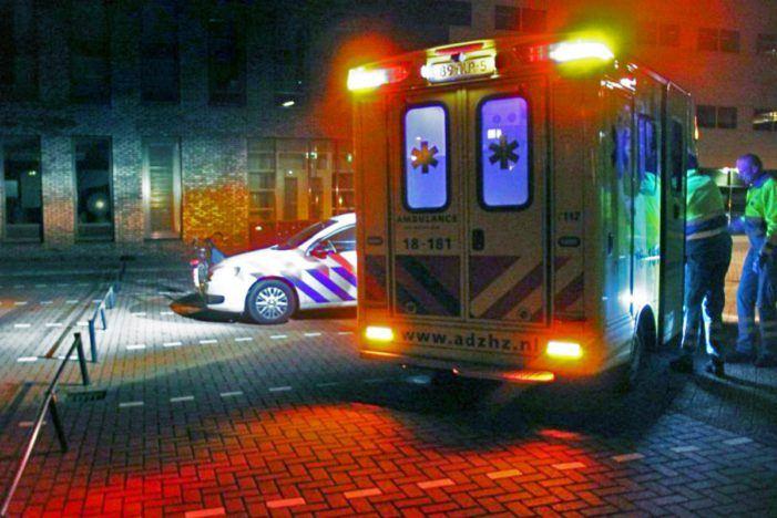 Drie mensen gewond bij steekpartij voor Rotterdamse club