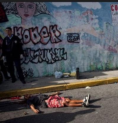 Dit zijn de gevaarlijkste landen van Latijns-Amerika