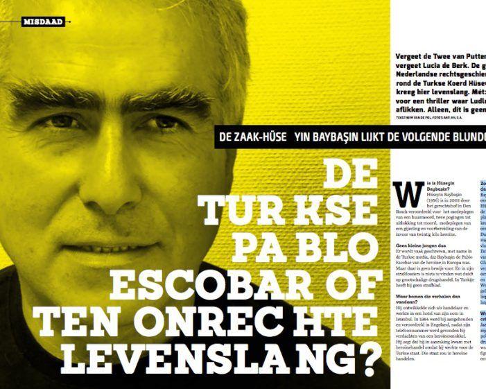 Hoe Hüseyin Baybaşin 'verwijderd' werd