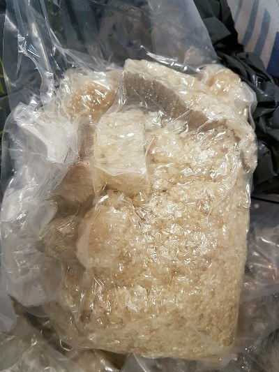 Man gooide vijf kilo MDMA uit de auto
