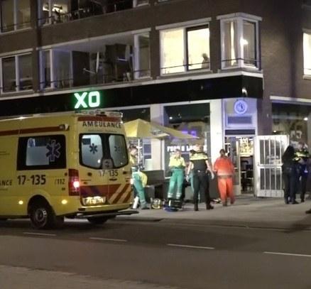 Dode na schietpartij Rotterdam (VIDEO) (UPDATE)