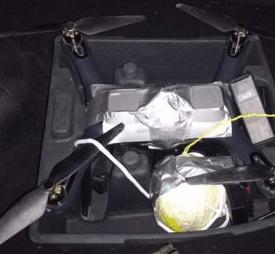 Mexicaanse hitmen met drone gepakt