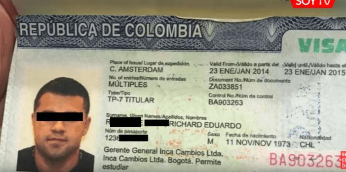 Rechtbank verlengt hechtenis van Rico de Chileen