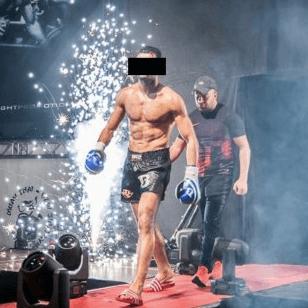 40 maanden cel voor Belgische kickbokser