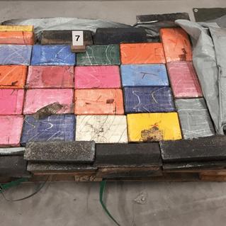 400 kilo cocaïne in Rotterdamse haven
