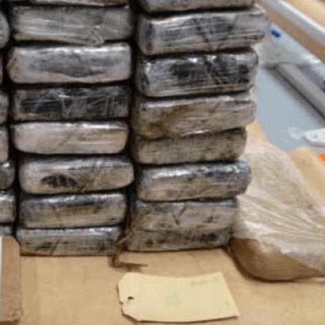 Verdachten 800 kilo coke voor de rechter