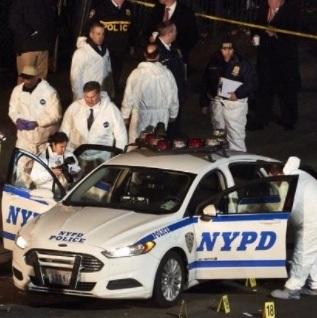 Moordcijfer New York naar niveau vijftiger jaren