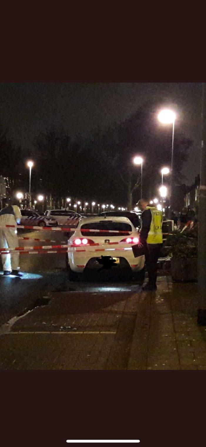 Vluchtauto schietpartij Rotterdam was Audi (UPDATE4)