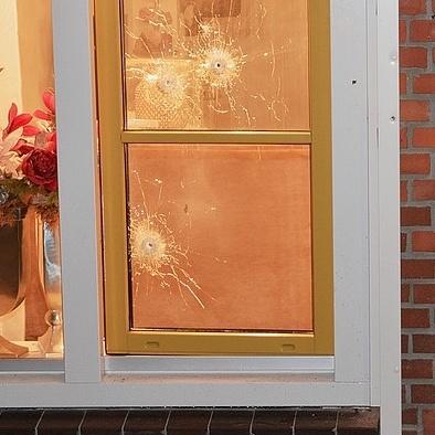 Politie toont beelden beschieting huizen Breda (VIDEO)