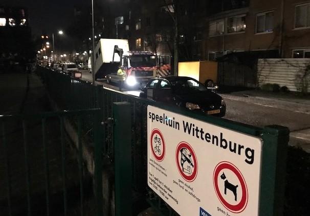 Krijgt doelwit aanslag Amsterdam gebiedsverbod?
