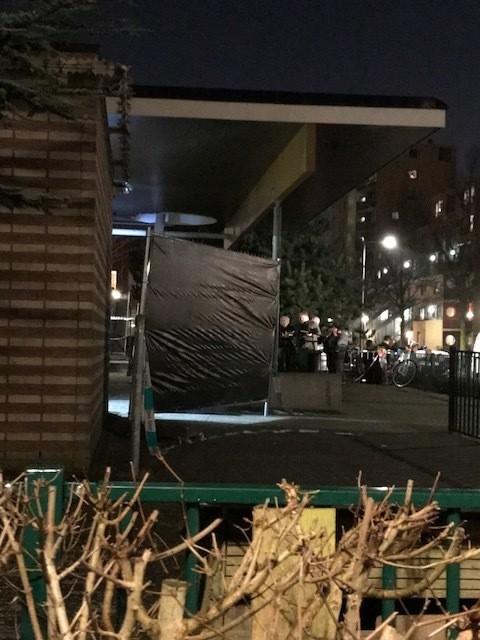 Dode en twee gewonden bij schietpartij Amsterdam (UPDATE9)