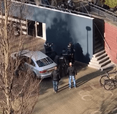 'Irritatie in buitenland over Nederlandse politie'