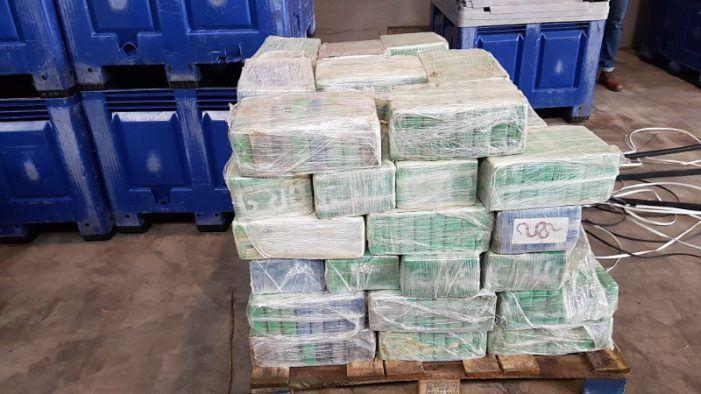Verdachte vrijgelaten in 5000 kilo-zaak