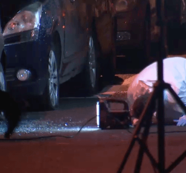 2 handgranaten ontploft in Deurne (VIDEO)