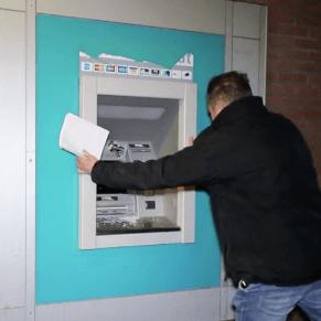 Jackpotting mislukt in Dongen