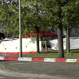 Moordverdachte blijft in Frankrijk vast zitten