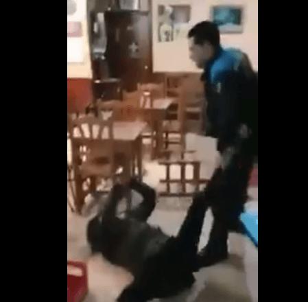 Marokkaan mishandeld door Spaanse agent (VIDEO)