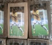 Coke met foto Neymar in onderzeeër