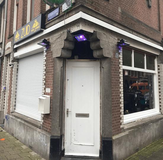 Twee jaar cel voor schieten vanuit Café Zuid