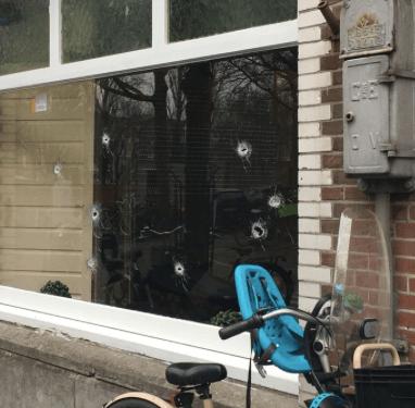 'Er werd teruggeschoten vanuit café Zuid'