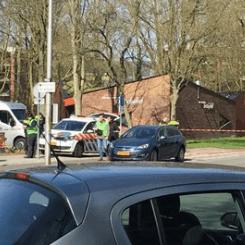 Schietpartij in Delft