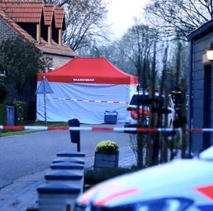 Dode man gevonden na achtervolging (UPDATE)