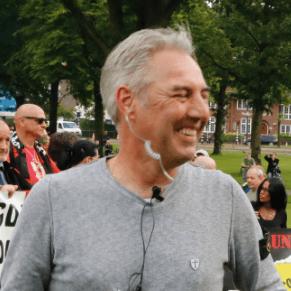 Nederlandse Pegida-voorman de cel in