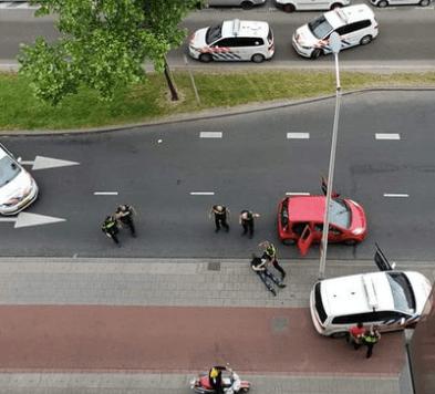 Vermoede schutter Rotterdamse schietpartij gepakt