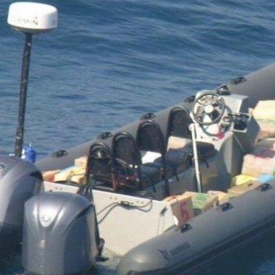 1,2 ton hasj op volle zee bij Marokko onderschept
