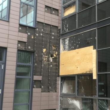 Man in Amsterdam aangehouden met bazooka