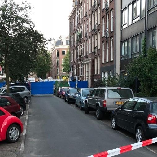 'Twee daders bij liquidatiepoging Amsterdam'