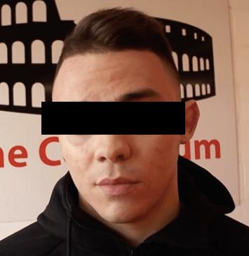 Professioneel kickbokser veroordeeld