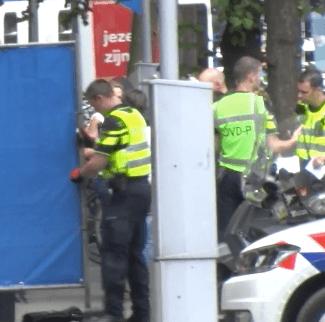 Man neergeschoten in restaurant in Amsterdam (UPDATE)