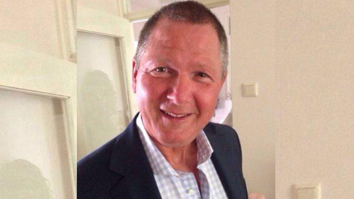 Verdachte opgepakt na liquidatie Karel Pronk