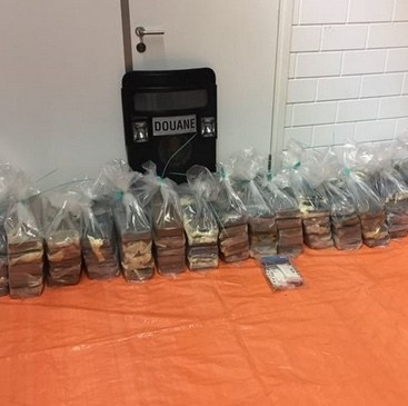 Verdachten Oosterhoutse coke ook verdacht van 7 ton cocaïne in Antwerpen
