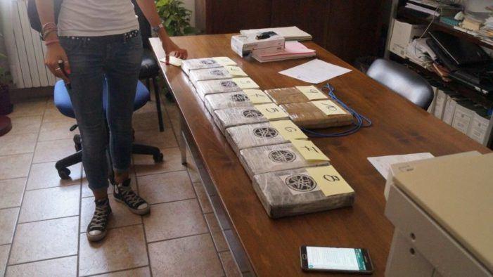 Drugslijn Emmen-Sardinië opgerold