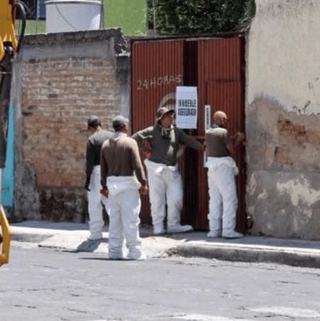 10 lijken gevonden in Mexico