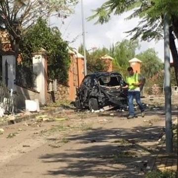 Twee bomaanslagen bij Marbella