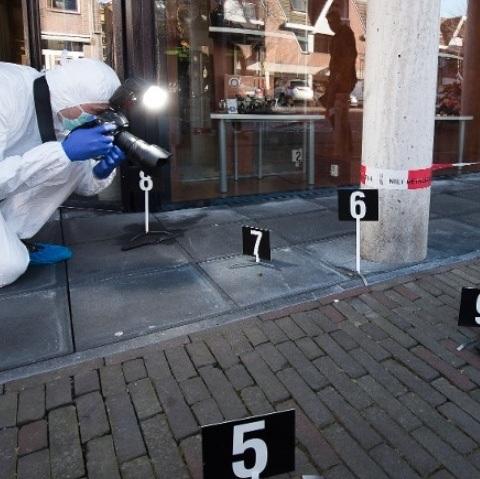 Rapper doodgeschoten in Amsterdam-Zuidoost (UPDATE2)