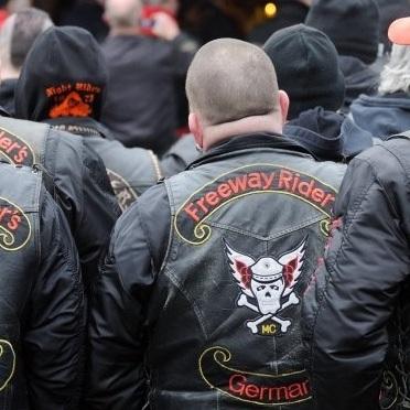 Weer gewelddadig conflict Duitse Bandidos
