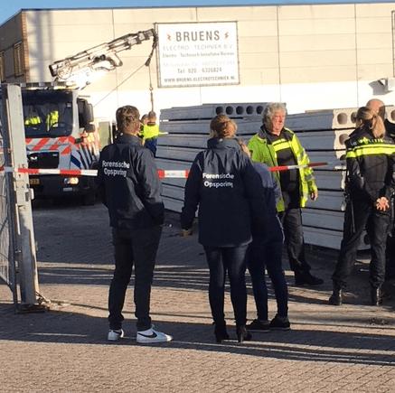 Dode man in Amsterdam-Noord (UPDATE)