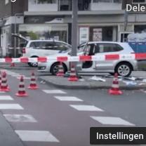 Slachtoffer schietpartij Rotterdam-Kralingen overleden (VIDEO)
