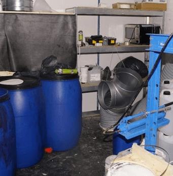 """OM eist tot 5 jaar cel voor runnen van """"speed-fabriek"""""""