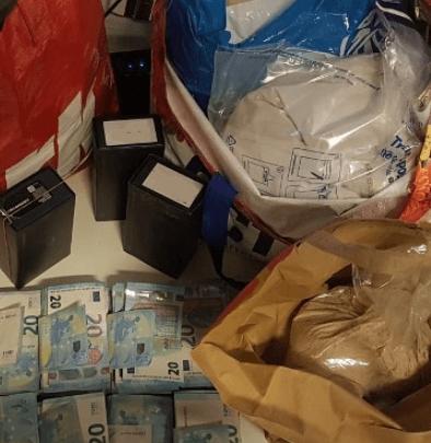 Opnieuw drugsvangst in Rotterdamse woontoren