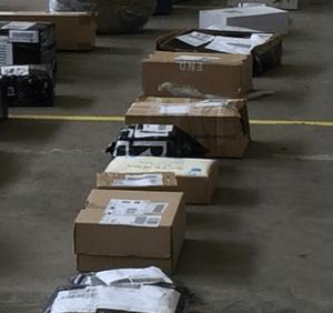 OM wil dat politie alle postpakketten mag openen