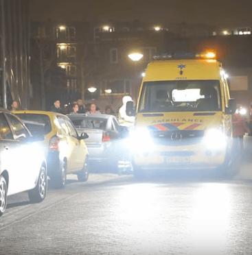 Woning gesloten na schietpartij in Breda (VIDEO)