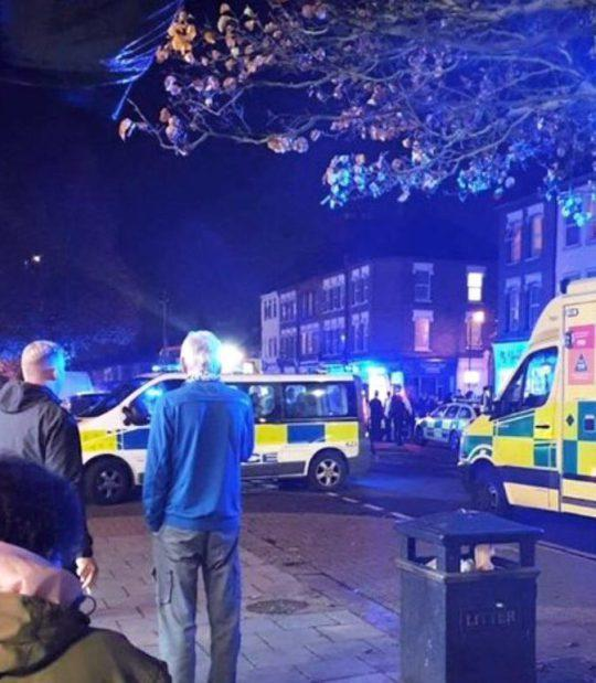 2018: enorme geweldsgolf in Londen